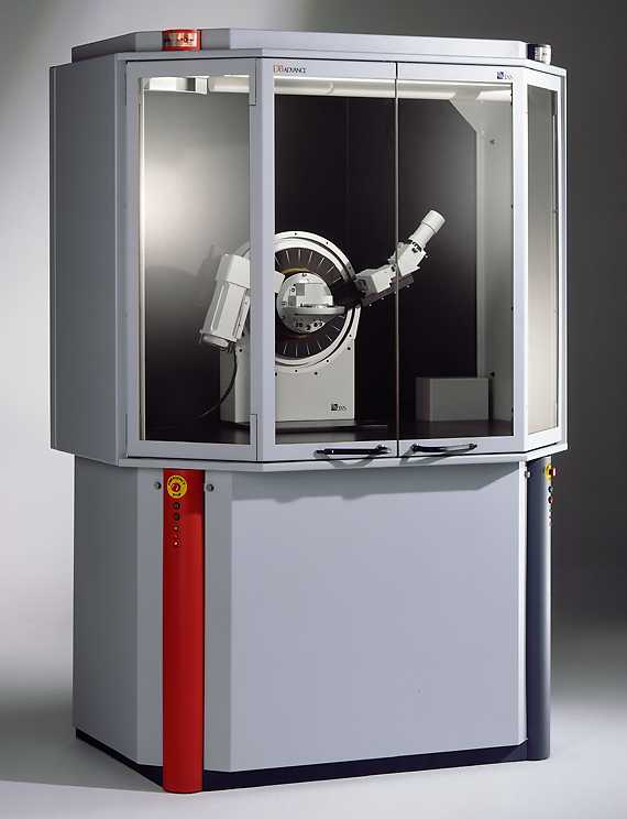 Bruker D8 Advance X-Ray Diffraction System