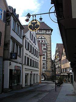 street-view-of-reutlingen