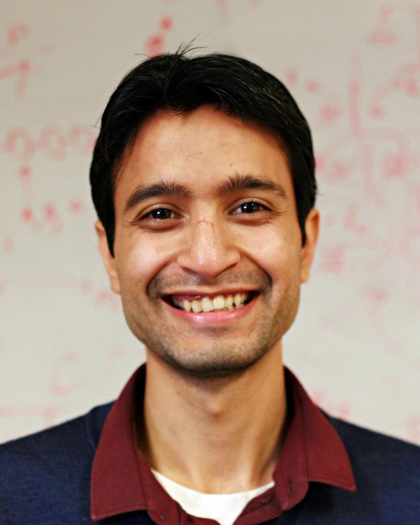 MSE graduate student Rohit Batra