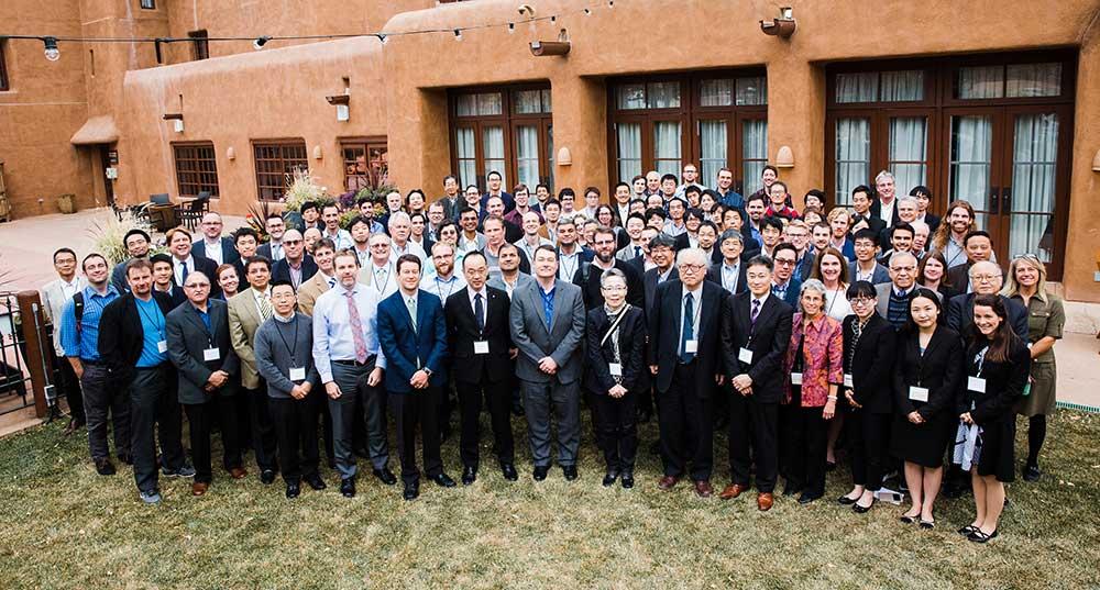 Conference Attendees at the 18th US-Japan Seminar