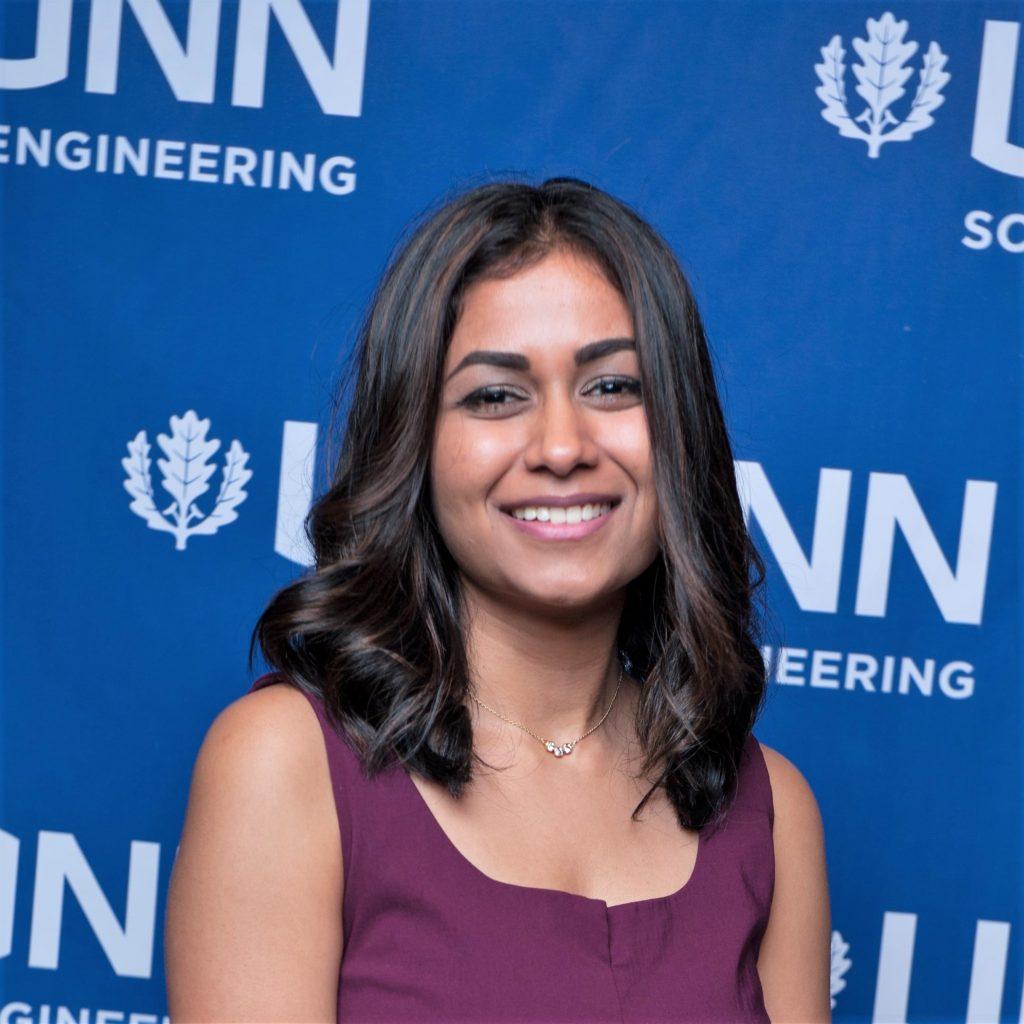 MSE undergraduate student Hetal Patel