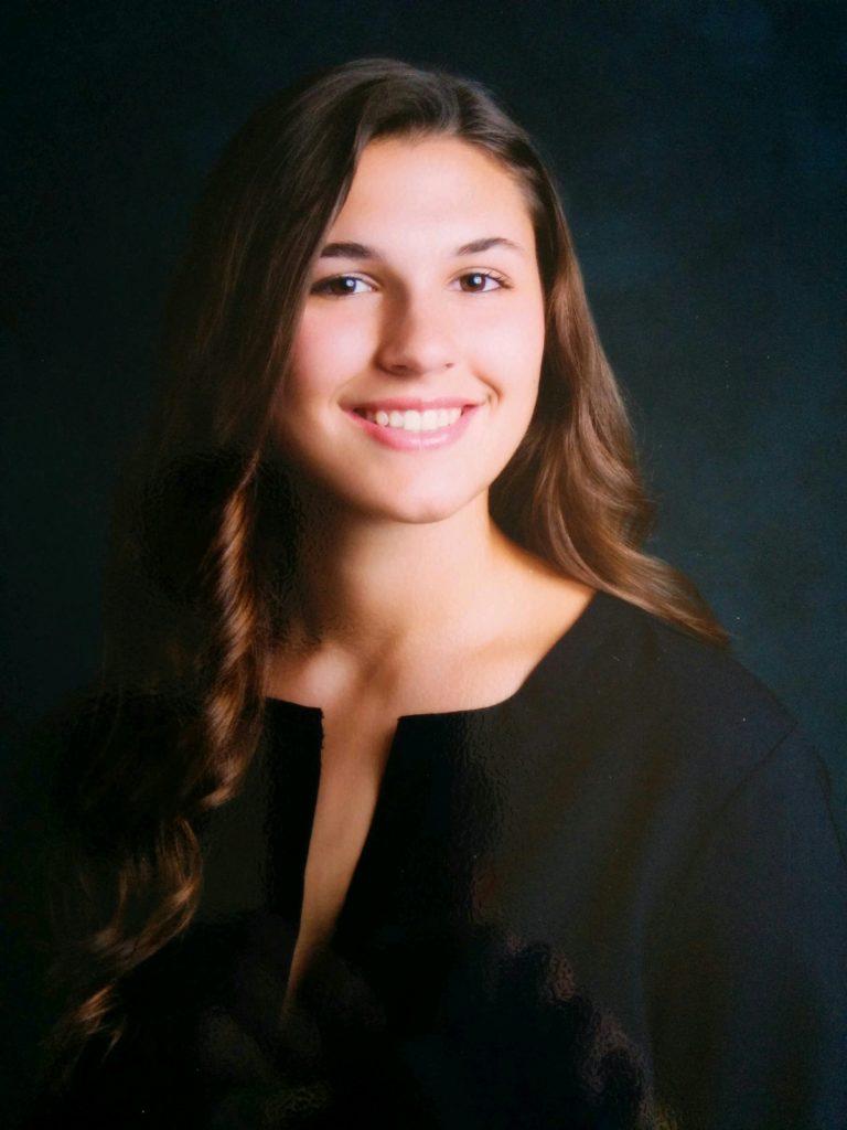 MSE junior Victoria Reichelderfer