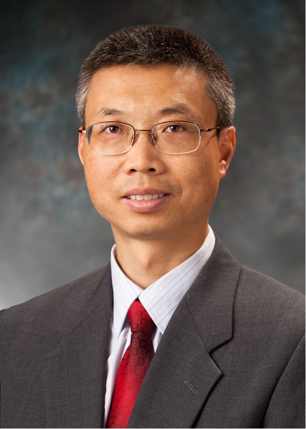 photo of Dr. Lei Chen, Associate Director and Discipline Chief of Pratt & Whitney