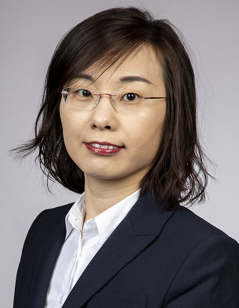 """photo of MSE Assistant Professor Xueju """"Sophie"""" Wang"""